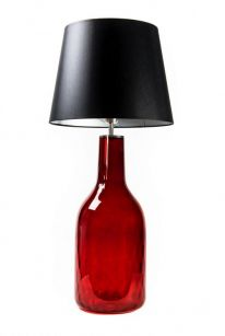 Lampa stołowa Alor Ruby stainless steel