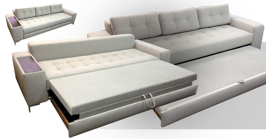 Sofa Perfection 250 cm z funkcją spania